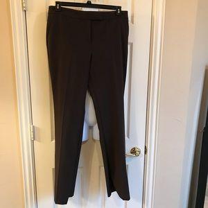 Anne Klein brown trousers